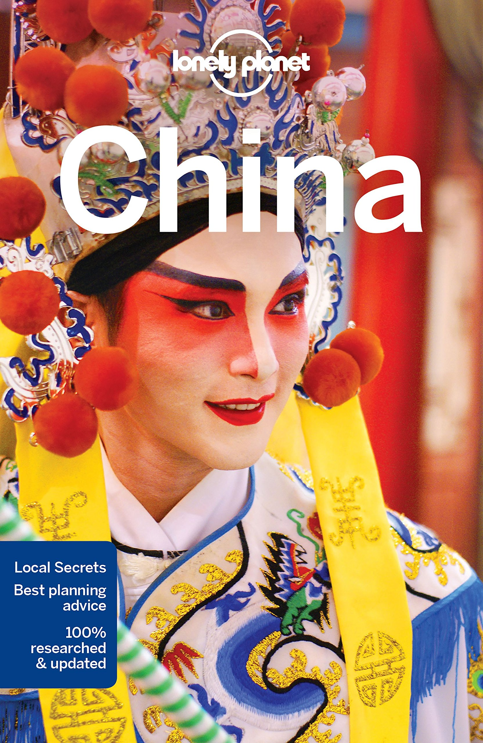 Lonely Planet China 15.