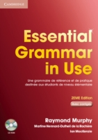 Essential Grammar in Use Student Book with Answers and CD-RO...