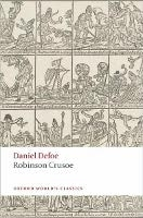 ROBINSON CRUSOE (Oxford World´s Classics New Edition) - DEFOE, D.
