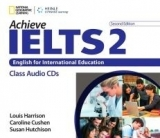 ACHIEVE IELTS 2 Second Edition CLASS AUDIO CDs /2/ - HARRISO...