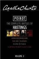 POIROT: COMPLETE BATTLES OF HASTINGS, VOL. 2 - Agatha Christie