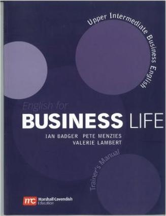 ENGLISH FOR BUSINESS LIFE UPPER INTERMEDIATE TEACHER´S BOOK ...