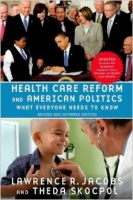 Health Care Reform and American Politics - Jacobs L.R., Skoc...