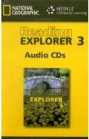 READING EXPLORER 3 CLASS AUDIO CD - DOUGLAS, N.
