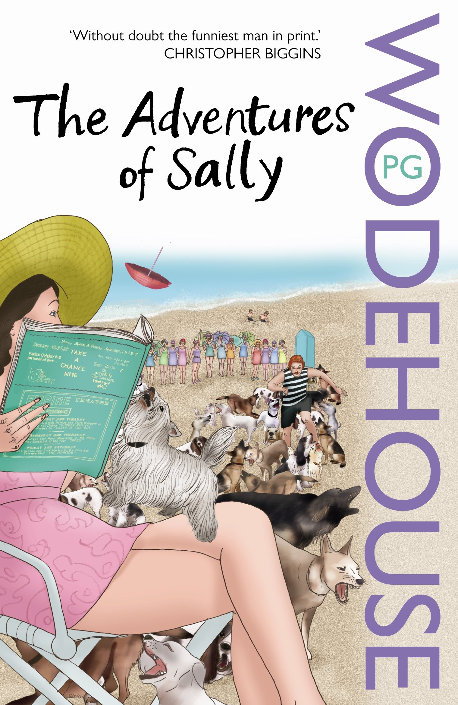 The Adventures of Sally - Pelham Grenville Wodehouse