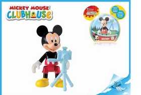 Mickey Mouse Club House figurka Mickey kloubová 8cm v krabič...