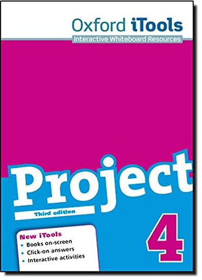 Project 4 New iTools DVD-ROM with Book on Screen (3rd) - Tom Hutchinson