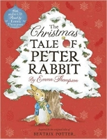 The Christmas Tale of Peter Rabbit Book and CD - Thompson, E...