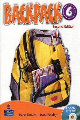 Backpack, 2nd Ed. 6 Workbook w/ Audio CD - 2nd Revised editi...