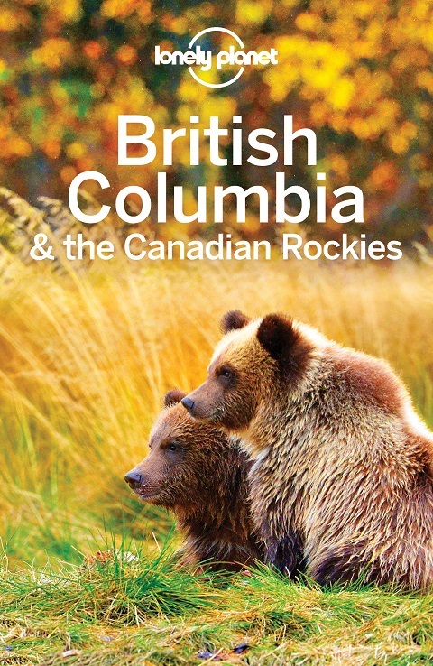 Lonely Planet British Columbia & the Canadian Rockies 7.