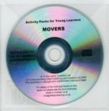 ACTIVITY PACKS FOR YOUNG LEARNERS MOVERS AUDIO CD - HARRIES,...