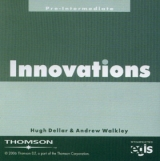 INNOVATIONS PRE-INTERMEDIATE CLASS AUDIO CD - DELLAR, H., WA...