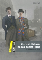 DOMINOES Second Edition Level 1 - SHERLOCK HOLMES: THE TOP-S...