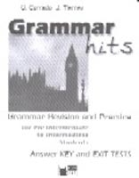 BLACK CAT GRAMMAR HITS PRE-INTERMEDIATE TO INTERMEDIATE KEY ...