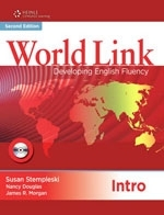 WORLD LINK Second Edition INTRO STUDENT´S BOOK WITH CD-ROM P...