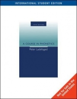 A COURSE IN PHONETICS 5th International Student Edition BOOK...