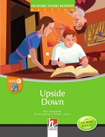 HELBLING YOUNG READERS Stage E: UPSIDE DOWN + CD-ROM PACK - ...