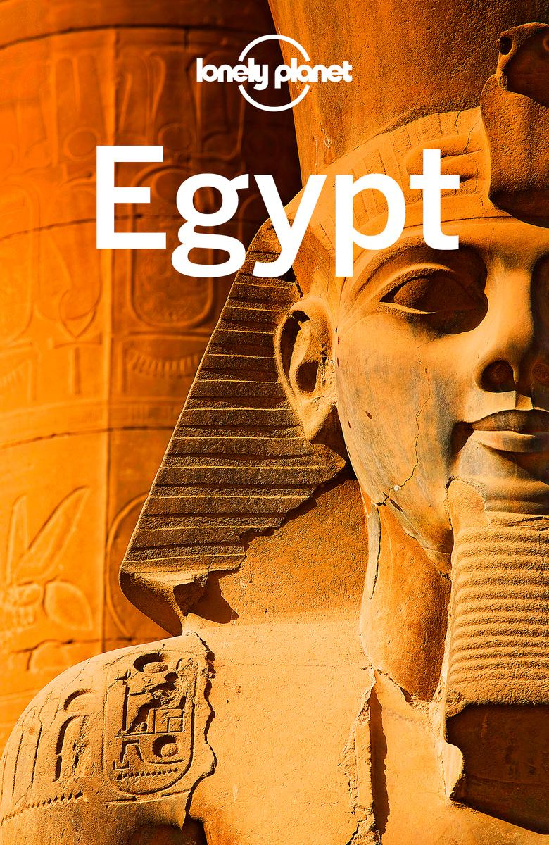 Lonely Planet Egypt 12.