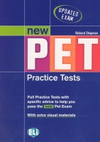 NEW PET PRACTICE TESTS - CHAPMAN, R.