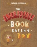 Incredible Book Eating Boy (Book + CD) - JEFFERS, O.