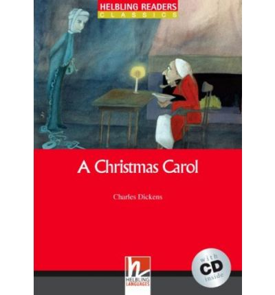 HELBLING READERS CLASSICS LEVEL 3 RED LINE - A CHRISTMAS CAR...