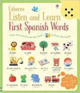 Listen and Learn First Spanish Words (Listen & Learn) - Mack...