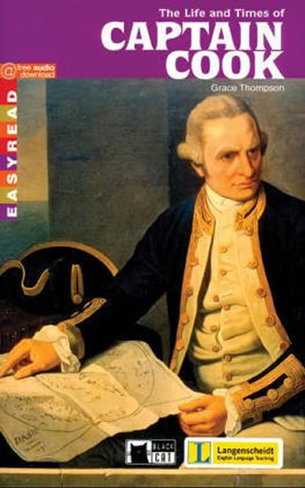 Life and Times of Captain Cook - neuveden
