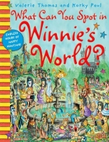 WHAT CAN YOU SPOT IN WINNIE´S WORLD? - Valerie Thomas, Kork...