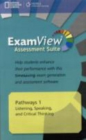 PATHWAYS LISTENING, SPEAKING AND CRITICAL THINKING 1 ASSESSMENT CD-ROM WITH EXAMVIEW - CHASE, R. T.