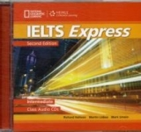 IELTS EXPRESS Second Edition INTERMEDIATE CLASS AUDIO CDs /2/ - LISBOA, M., HALLOWS, R., UNWIN, M.