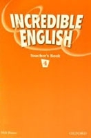 INCREDIBLE ENGLISH 4 TEACHER´S BOOK - MORGAN, M., PHILLIPS, ...