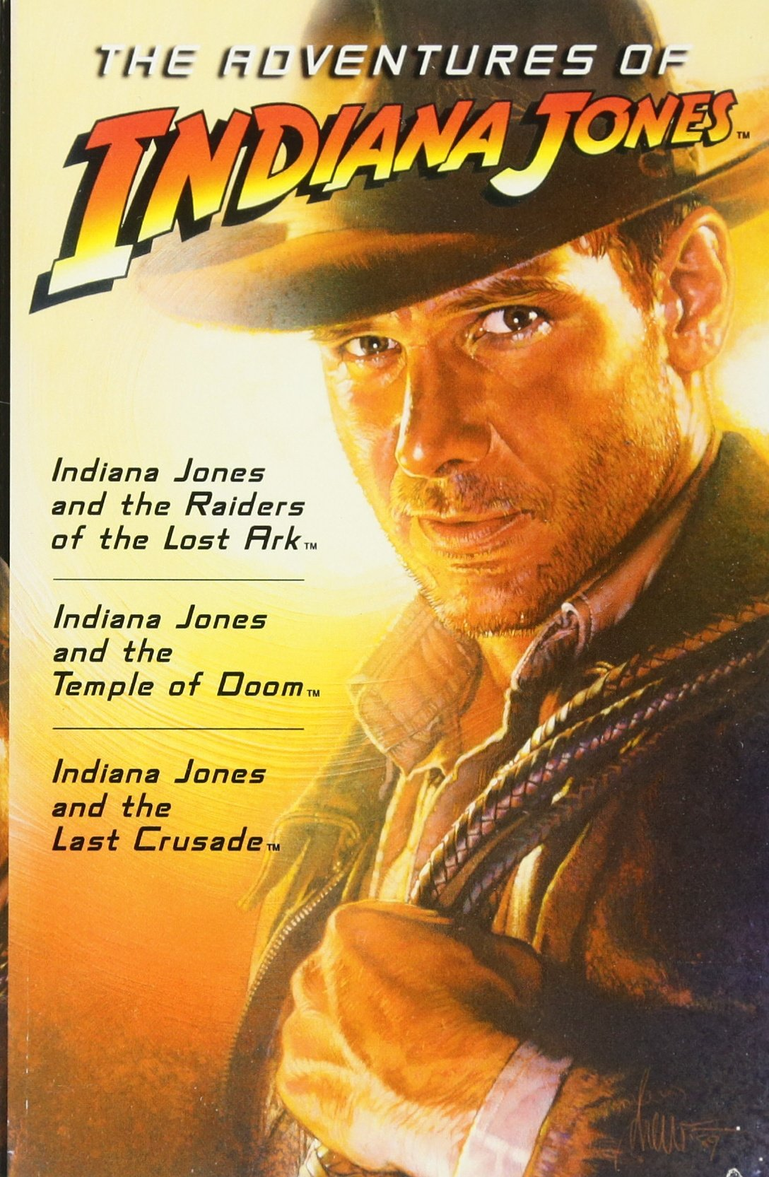 THE ADVENTURES OF INDIANA JONES (3 in 1) - BLACK, C., KAHN, ...