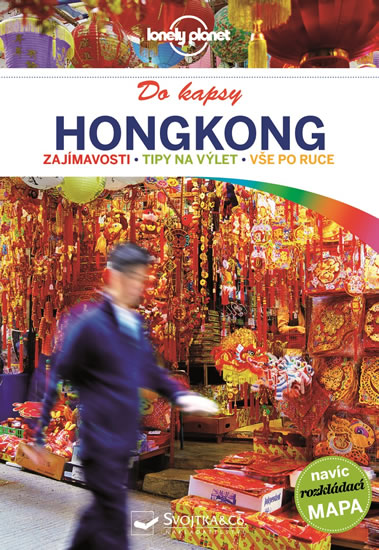 Hongkong do kapsy - Lonely Planet - neuveden