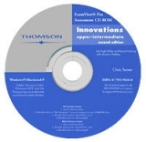 INNOVATIONS UPPER INTERMEDIATE CD-ROM - DELLAR, H., WALKLEY, A.