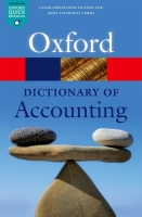 Oxford Dictionary of Accounting 5th Edition (Oxford Paperbac...