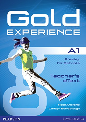 Gold Experience A1 Active Teach