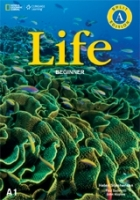 LIFE BEGINNER SPLIT EDITION A WITH DVD + WORKBOOK AUDIO CDs - HUGHES, J., STEPHENSON, H., DUMMETT, P.