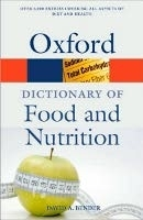 OXFORD DICTIONARY OF FOOD AND NUTRITION 3rd Edition (Oxford ...