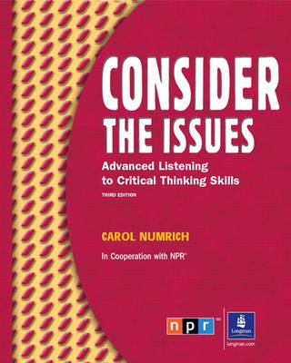 """consider the issues listening and critical thinking skills download These tools assess the critical thinking skills and habits of mind  solve a problem as they consider  """"critical thinking: what it is and why it counts."""
