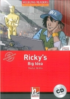 HELBLING READERS FICTION LEVEL 2 RED LINE RICKY´S BIG IDEA +...