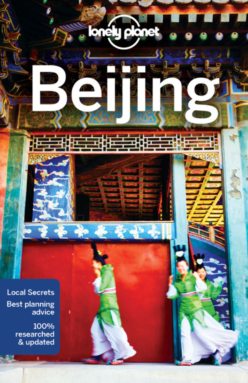 Lonely Planet Beijing 11.