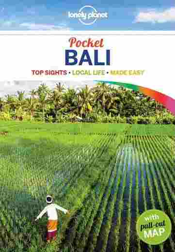 Lonely Planet Bali Pocket Guide 5.