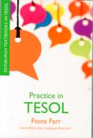 Developing Practice in TESOL