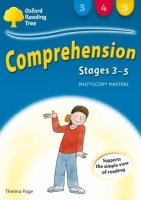 STAGES 3-5 COMPREHENSION PHOTOCOPY MASTERS (Oxford Reading T...