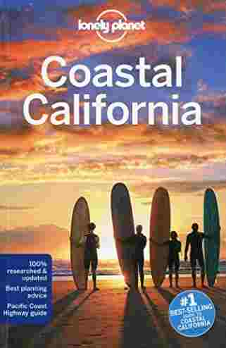Lonely Planet Coastal California 5.