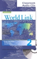 WORLD LINK Second Edition 2 CLASSROOM AUDIO CD - CURTIS, A.,...