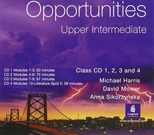 Opportunities Upper Intermediate - Class CD - M Harris, Davi...