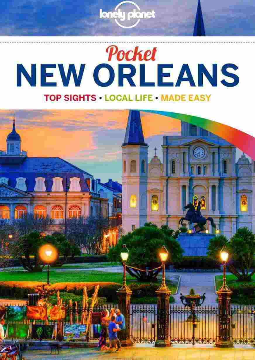 Lonely Planet New Orleans Pocket Guide 2.