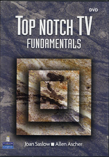 Top Notch Fundamentals TV (DVD) with Activity Worksheets - S...