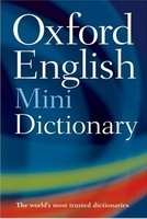OXFORD ENGLISH MINIDICTIONARY 7th Edition - HOLE, G.